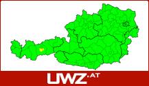UWZ-Warnkarte