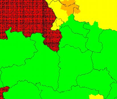 Aktuelle Unwetterwarnungen Salzburg