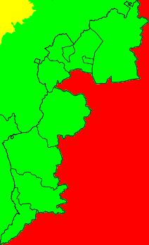 Aktuelle Unwetterwarnungen Burgenland