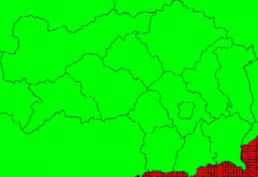 Aktuelle Unwetterwarnungen Steiermark