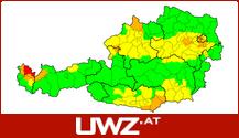 UWZ - Wetterwarnungen